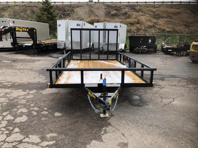 2019 Big Tex Trailers 35SA-12 Utility Trailer-Wheat Ridge