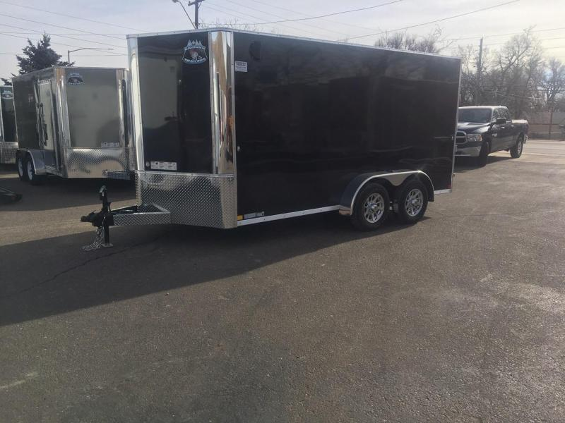 2019 R&M 7x14 (TAC) Enclosed Cargo Trailer-WHEAT RIDGE