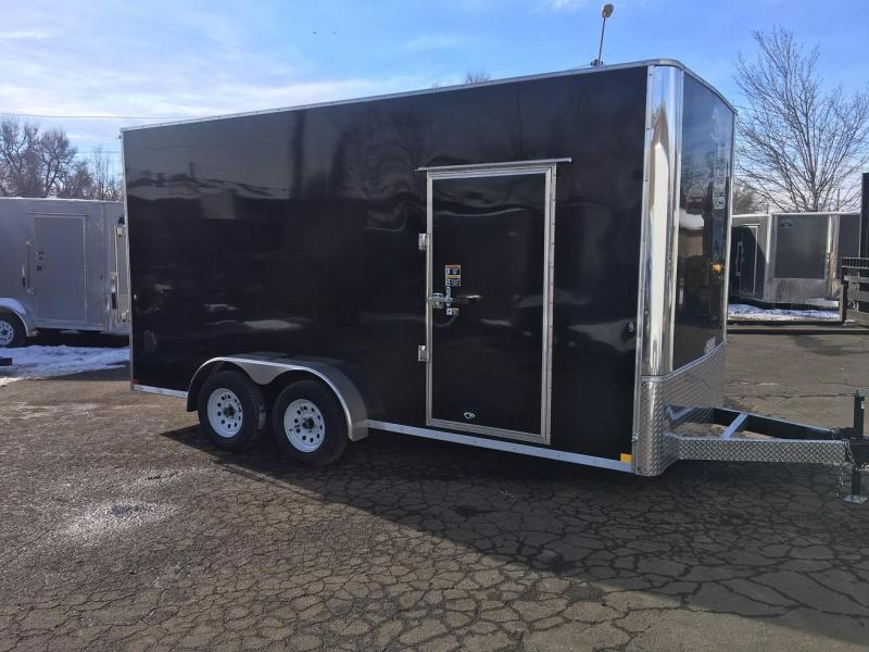 "2020 R&M 7X16 90"" Enclosed Cargo Trailer"
