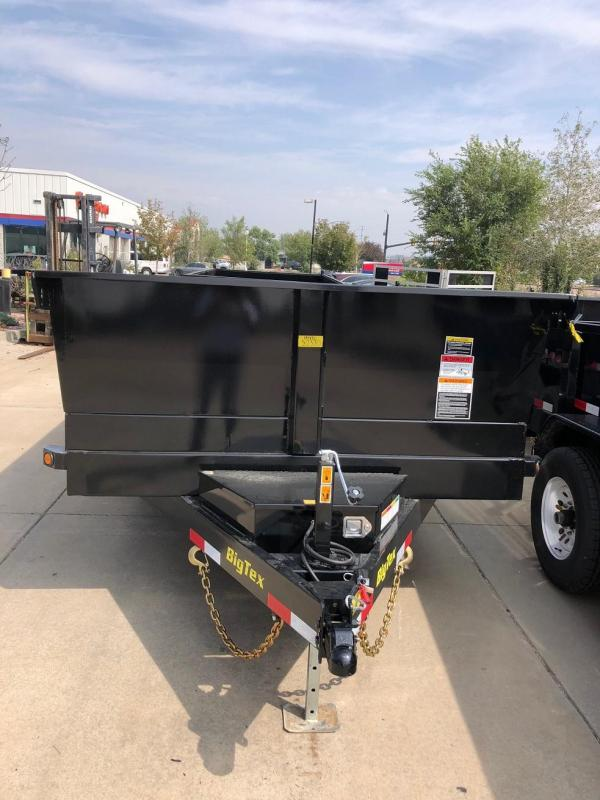 2019 Big Tex 14LX-16 w/Scissor Lift Hoist Dump Trailer-CO Springs