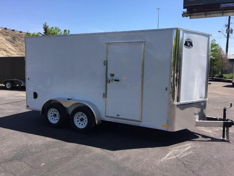 2019 RM Manufacturing EC 7 14 TA (CONTRACTOR GRADE) Enclosed Cargo Trailer-CO SPRINGS