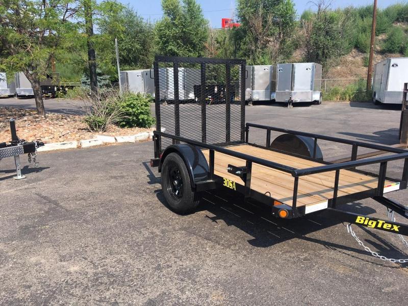 2019 Big Tex Trailers 30SA-08 Utility Trailer-WHEAT RIDGE