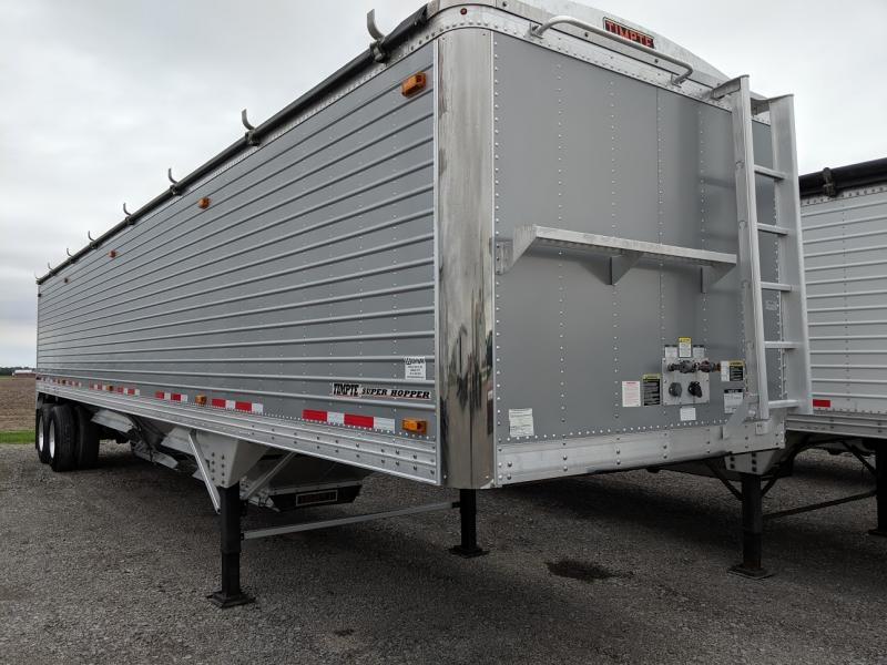 2014 Timpte 40' Grain Hopper Trailer