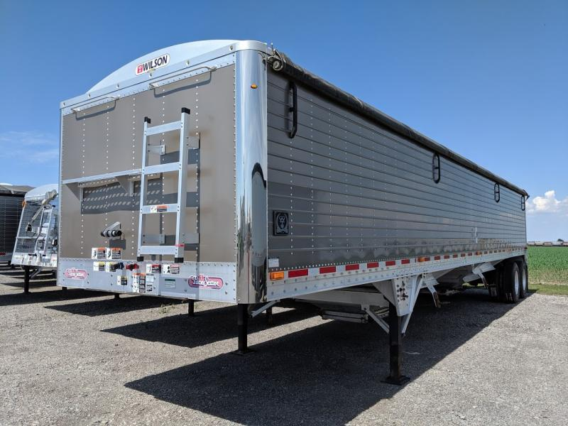 2016 Wilson 41' Hopper Trailer