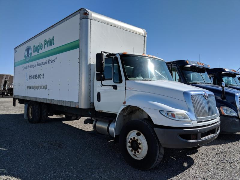 2009 International Box Truck #004
