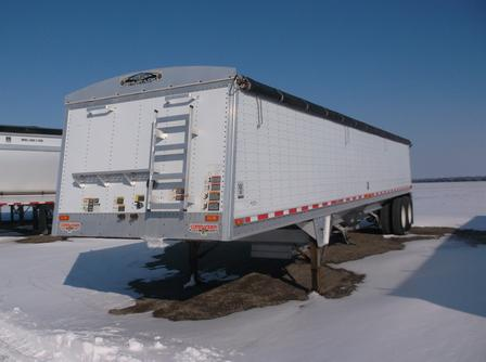1999 Wilson 41' Grain Hopper