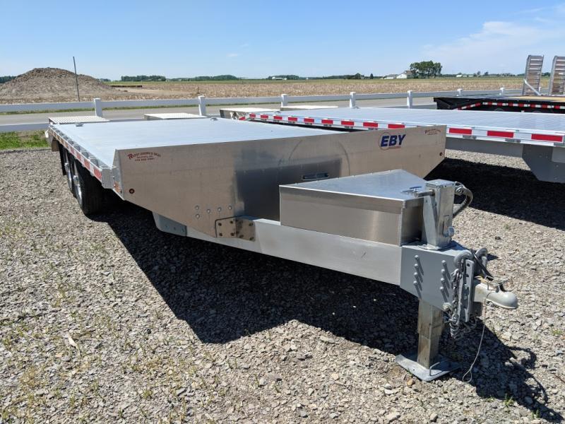 2019 Eby 20' Deck Over Tradesman 14k