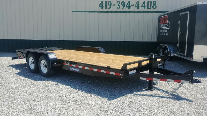 2019 Sure Trac 7x17+3 Uni Ramp 14k