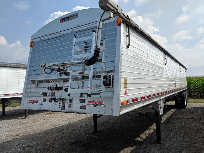 2012 Wilson 41' Grain Hopper
