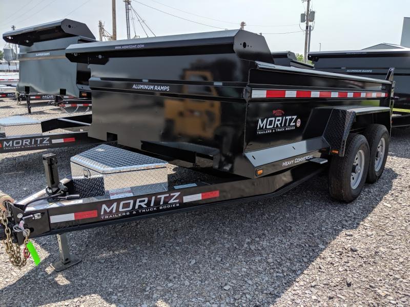 2019 Moritz 7x12 14k Dump Scissor