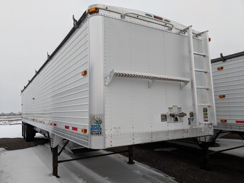 2007 Timpte 40' Grain Hopper