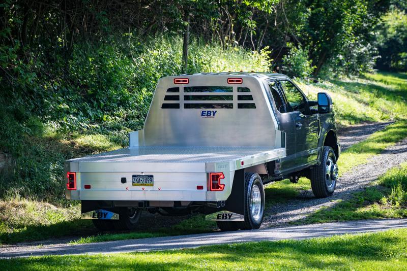 2018 Eby 7' Truck Body