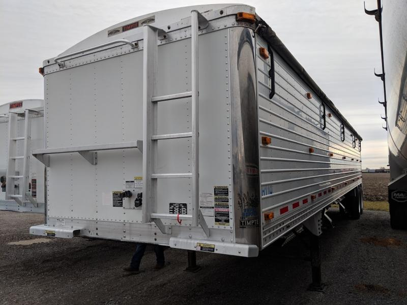 2010 Timpte 40' Grain Hopper