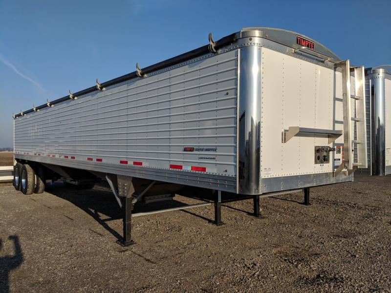 2020 Timpte 40' Grain Hopper