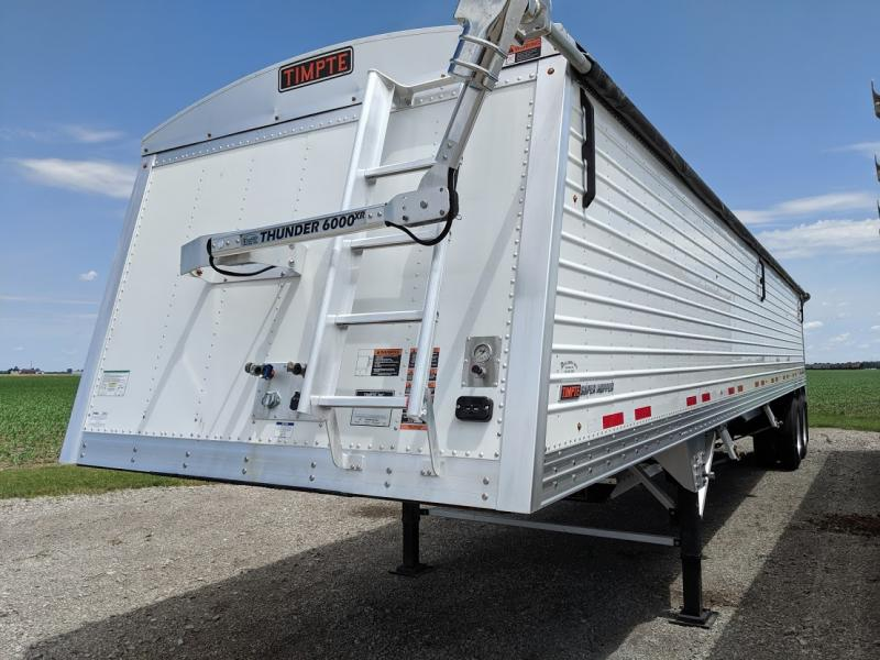 2019 Timpte 40' Grain Hopper Trailer