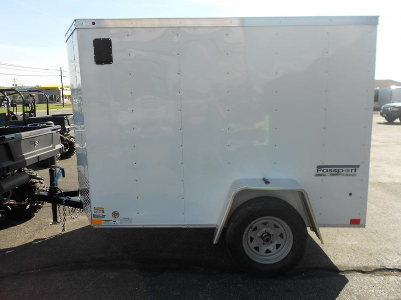 2019 Haulmark PP5X8S2 Enclosed Cargo Trailer