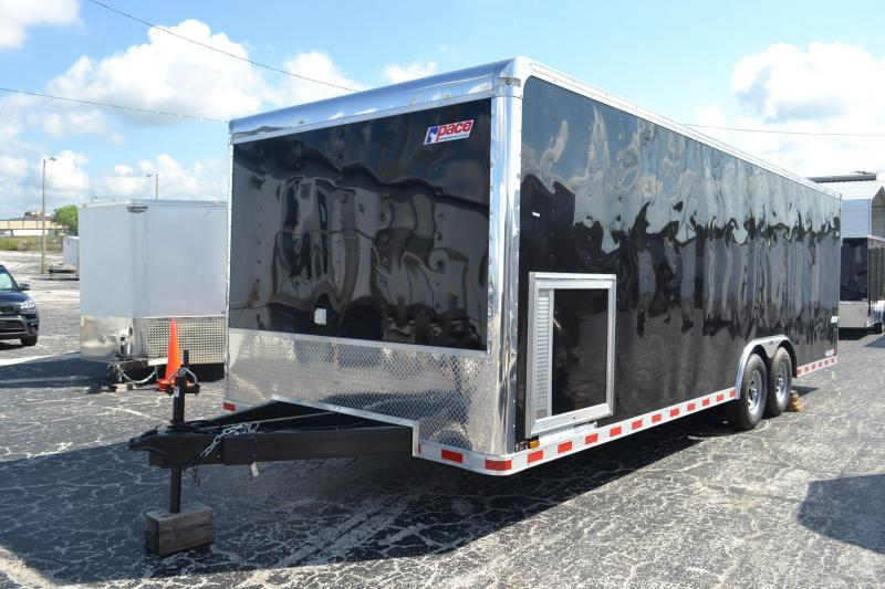 2017 Pace American Race Car Trailer Car / Racing Trailer