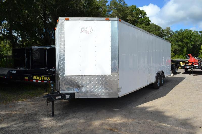 2009 8.5x24 Freedom Trailers | *Enclosed*Trailer*Trailers