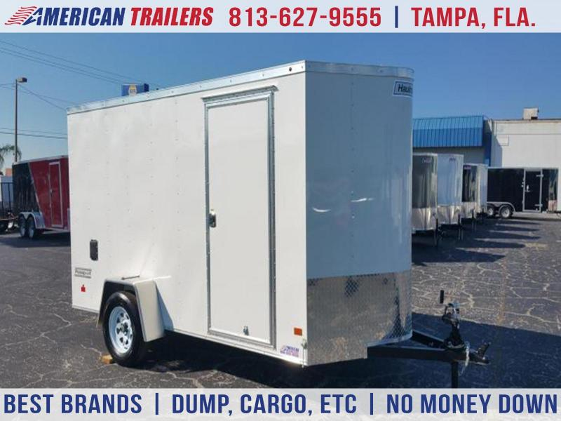 6x12 Haulmark *Enclosed*Trailer*Cargo*Trailers*