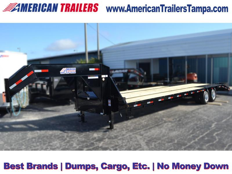8.5x32 Lamar Trailers | Equipment Trailer
