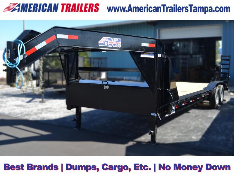 8.5X26 Lamar Trailers | Equipment Trailer