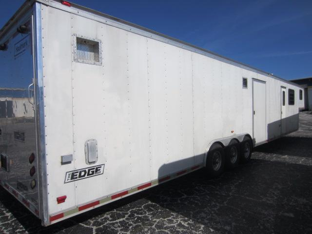 Enclosed Trailers with Living Quarters