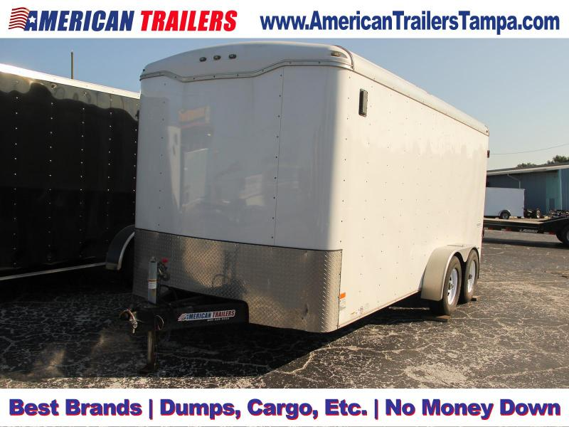 2013 Haulmark KODIAK Enclosed Cargo Trailer