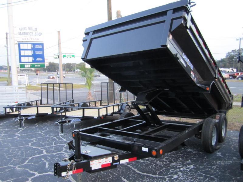 2015 Load Trail King Size Dump 7x14 Dump Trailer