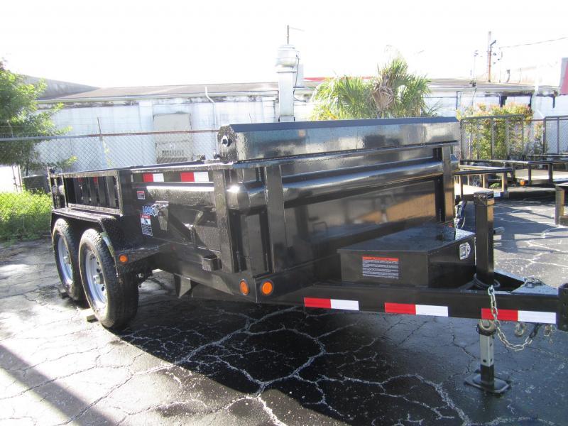 2015 Load Trail 6x12 Tandem Axle Dump Trailer