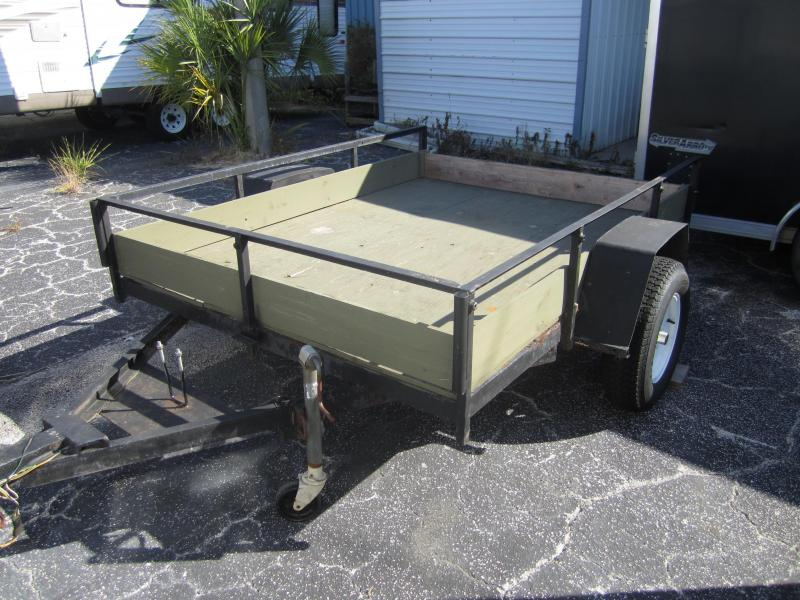 2015 Other Homemade 6.x8 Utility Trailer