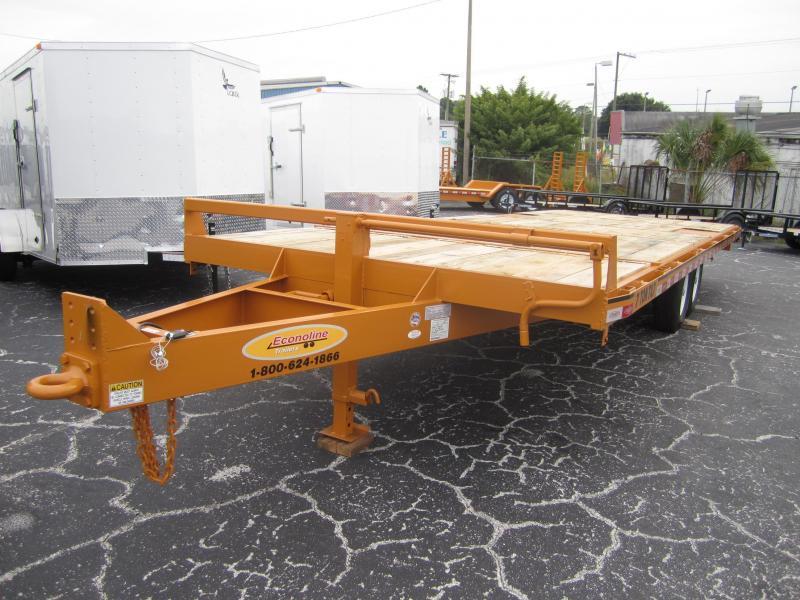 2015 Econoline 7 Ton Equipment Trailers