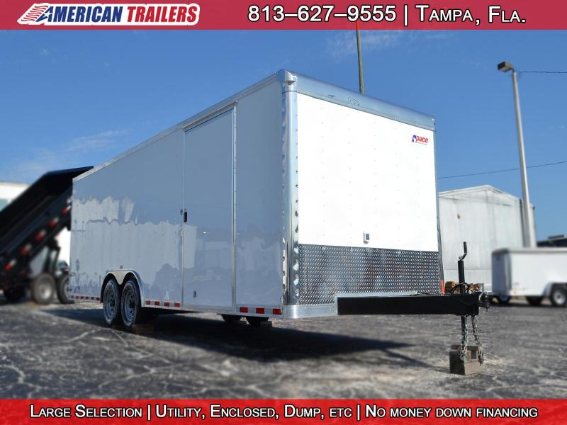 2017 8.5x24 Pace | *Race*Enclosed*Trailer*Trailers*