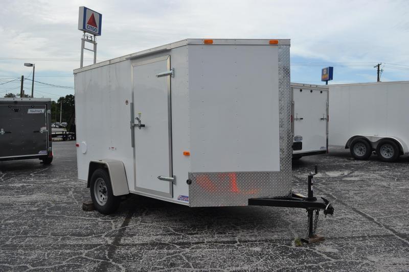 6x10 Cargo Craft | Enclosed Trailer