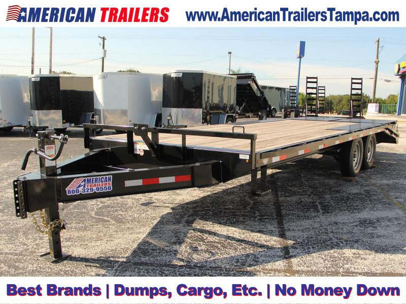 8.5x22 Lamar Trailers | Equipment Trailer
