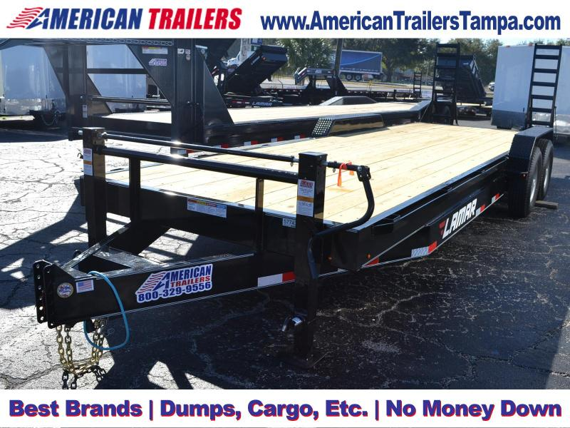 7x24 Lamar Trailers | Equipment Trailer