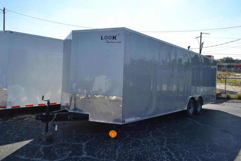 8.5x24 Look Trailers | *Enclosed*Trailer*Trailers