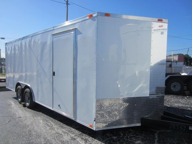 2014 Bendron Titan 8.5x20 with Escape door Cargo / Enclosed Trailer