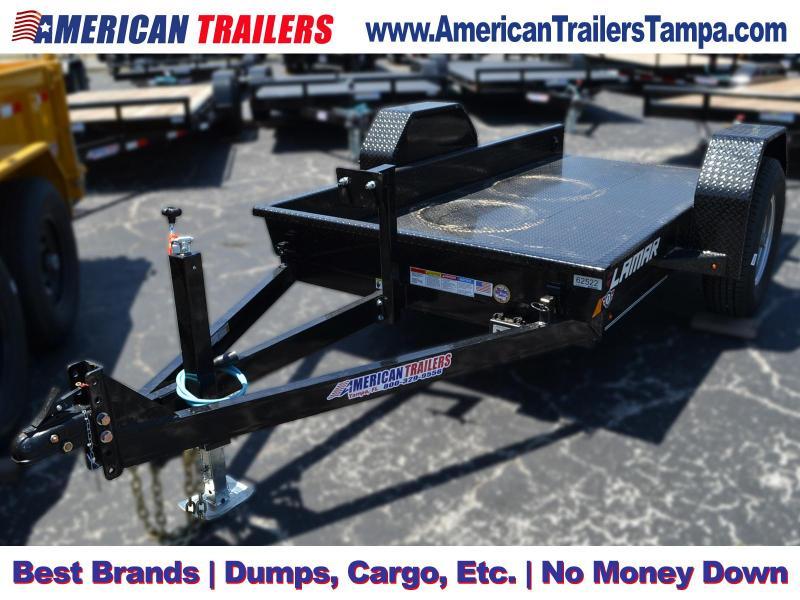 5x10 Lamar Trailers | Scissor Hauler Utility Trailer