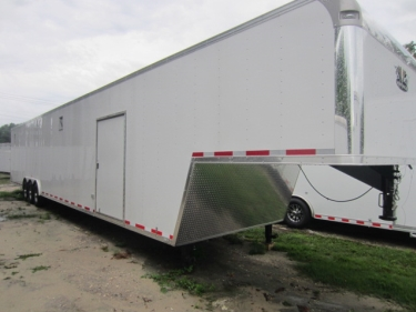 2015 vintage trailers stacker car racing trailer