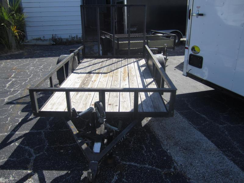 2015 Other 5x10 Utility Trailer