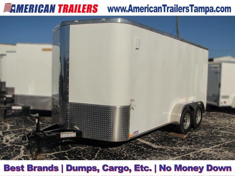 7x14 Cargo Craft | Enclosed Trailer