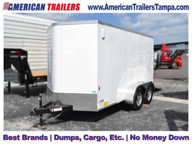 2019 - 6x12 Continental Cargo | Enclosed Cargo Trailer