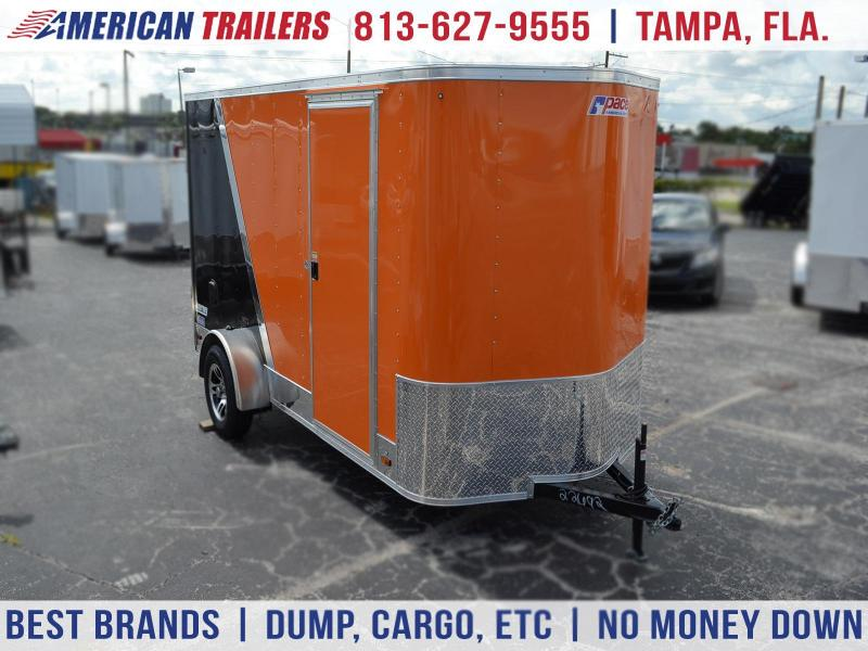 6x12 Pace American | *Enclosed*Trailer*Trailers