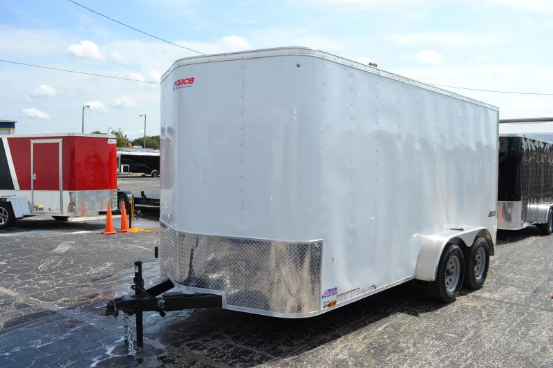 2018 7x14 Pace American | Enclosed Trailer