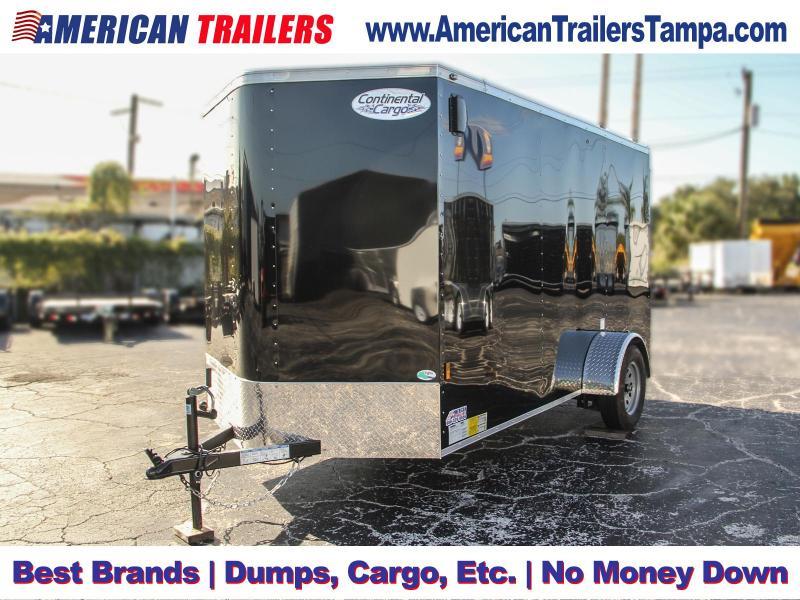 2019 Continental Cargo Enclosed Trailer Enclosed Cargo Trailer