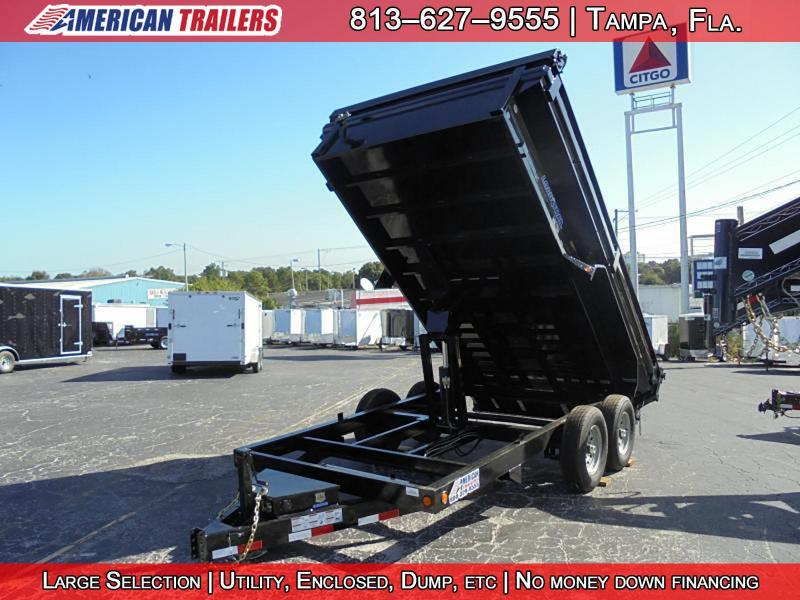 JUST REDUCED 7x14 KING [$6999] *Dump*Trailer*Trailers*