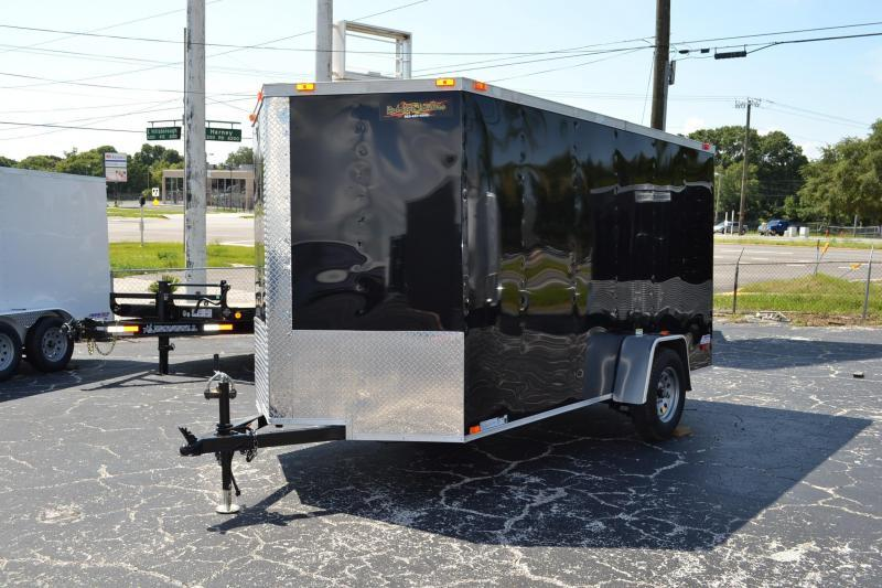 6x12 Red Hot Trailers | *Enclosed*Trailer*Cargo*Trailers*