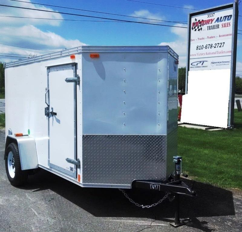 2014 United Trailers XLV-510SA30 Cargo / Enclosed Trailer
