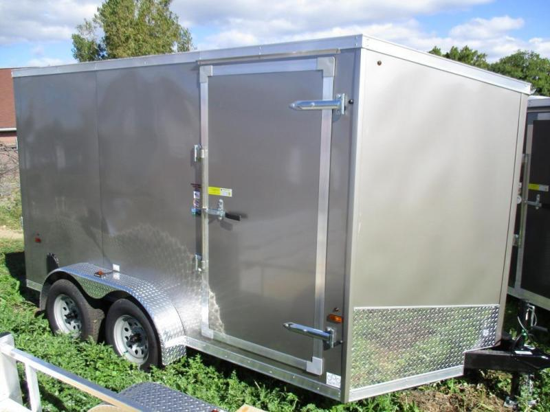 2016 US Cargo 7x12 Steel Trailer