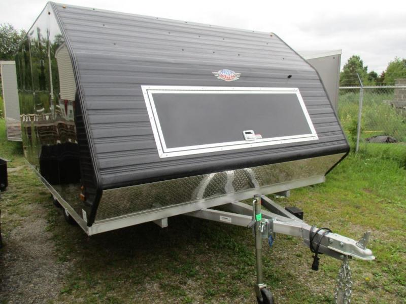 2016 Ameralite 8.5x14 Snowmobile Trailer